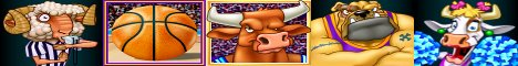 Basketbull Slot Machine Logo