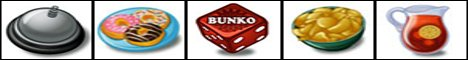 Bunko Bonanza Slot Machine Logo