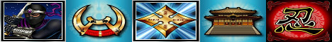 Ninja Star Slot Machine Logo