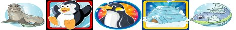 Penguin Power Slot Machine Logo