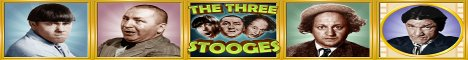 The Three Stooges Slot Machine Logo